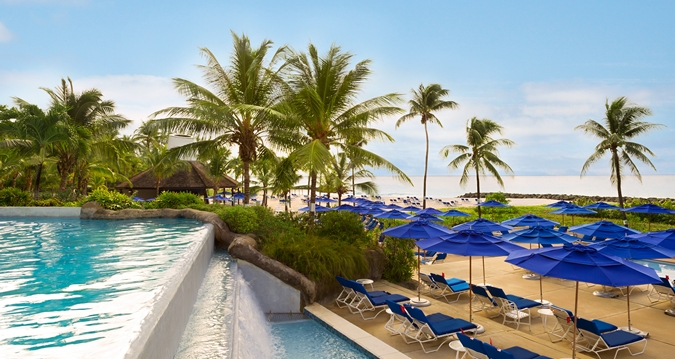 Cheap luxury hotel deal Hilton Barbados Resort